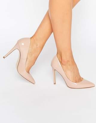 Faith Chloe Pointed Heeled Shoes