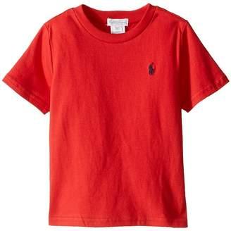 Ralph Lauren 20/1 Jersey Cotton Tee Boy's T Shirt