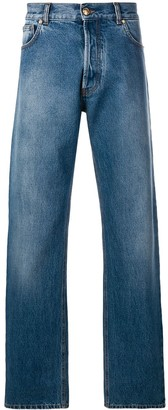 Versace baggy straight jeans