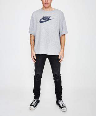 Nike Storeroom Vintage Vintage Sport T-shirt Grey (Xxl)