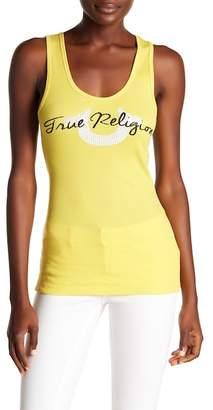 True Religion Rib Tank Top