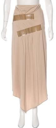 Maison Margiela Asymmetrical Maxi Skirt w/ Tags