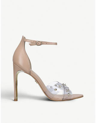 Kurt Geiger Fierce leather sandals