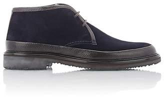 Ermenegildo Zegna Men's Triverno Chukka Boots