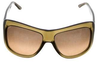 Tom Ford Gradient Square Sunglasses