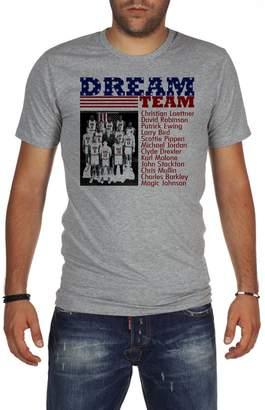 Michael Jordan Palalula Men's Basketball Dream Team Larry Bird Magic Johnson T-Shirt