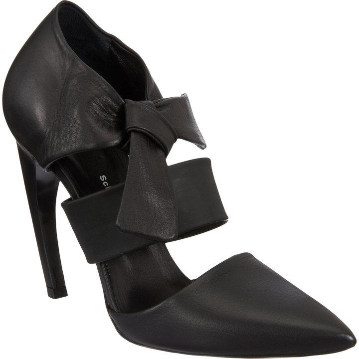 Proenza Schouler Ankle-Tie Pump