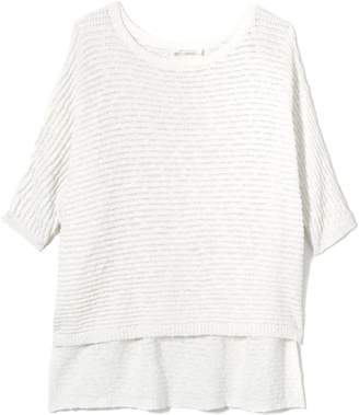 Vince Camuto Dolman-sleeve Sweater