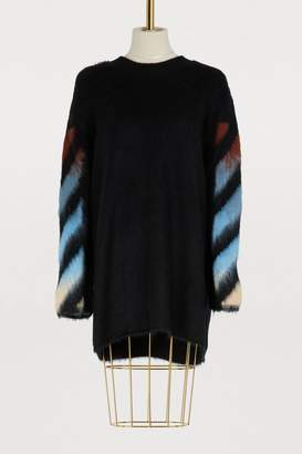 Off-White Off White Mohair sweater