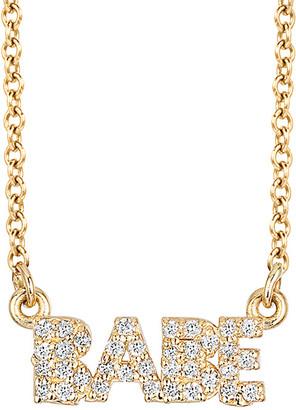Ariana Rabbani 14K 0.17 Ct. Tw. Diamond Babe Necklace