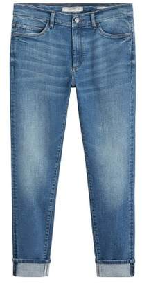 Mango Man MANGO MAN Skinny light wash Jude jeans
