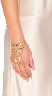 Ettika Coin Hand Chain $45 thestylecure.com