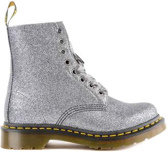 Dr. Martens Glitter Lace-up Boots