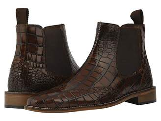 Stacy Adams Frontera Croc Wingtip Chelsea Boot
