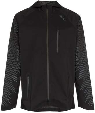 2XU Heat hooded jacket