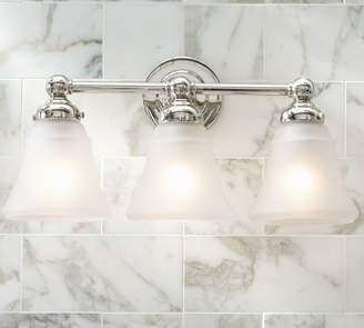 Pottery Barn Sussex Triple Sconce