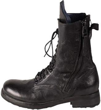 Keep Combat, Laceup, Ankle-Boots