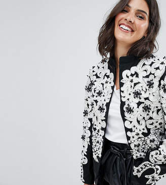 A Star Is Born Trophy Jacket with Statement Details