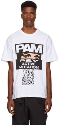 Perks And Mini White Terrazzo T-Shirt