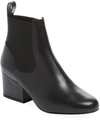 Rob-ert Robert Clergerie Moon Leather Chelsea Boot