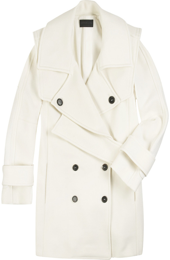 Derek Lam Oversized double-breasted coat