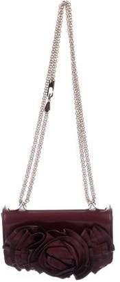Valentino Petale Leather Crossbody Bag