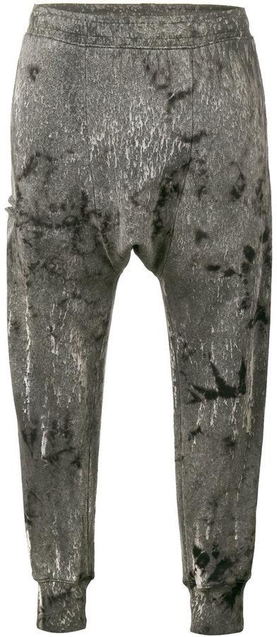 Drifter Ferrum cropped track pants