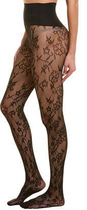 Commando The Jardin Lace Net Tight