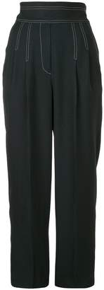 Aula high waisted trousers