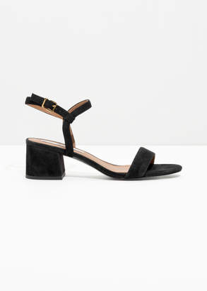 And other stories Strappy Heeled Sandals