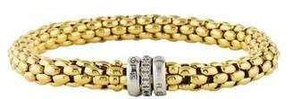 Fope 18K Diamond Flex It Bracelet