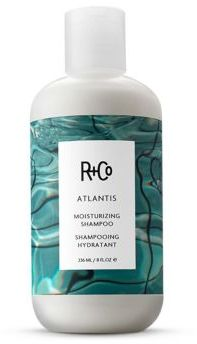 R+Co ATLANTIS Moisturizing Shampoo/8.5 oz. $28 thestylecure.com