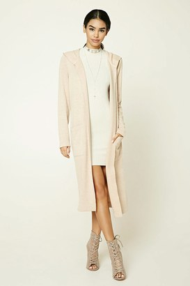 FOREVER 21+ Hooded Duster Cardigan $32.90 thestylecure.com