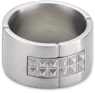 Esprit Rocks S.ESRG11334A210 Ring Stainless Steel Size X