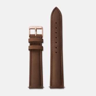 Cluse La Bohème Leather Strap Watch