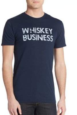 Whiskey Business Graphic Tee