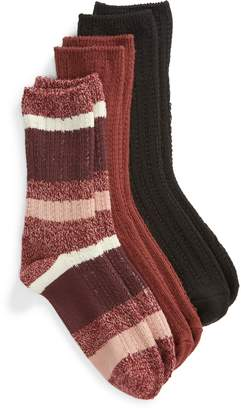 Hue 3-Pack Supersoft Boot Socks