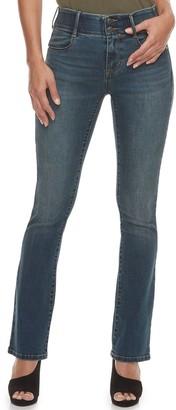 Apt. 9 Women's Apt. 9?? Tummy Control Midrise Bootcut Jeans