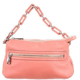 Marc Jacobs Marc Jacobs Grained Leather Shoulder Bag