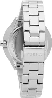 Furla 38mm Metropolis Chronograph Bracelet Watch, Gray
