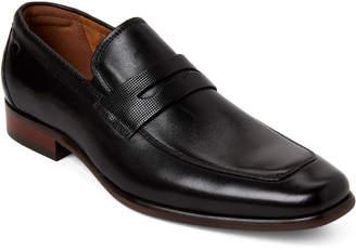 29def3771ff Florsheim Black Scottsdale Leather Penny Loafers