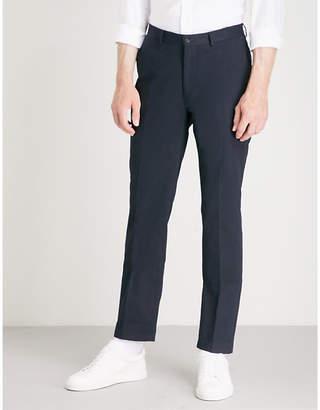 Ralph Lauren Purple Label Knightsbridge slim-fit straight stretch-cotton chinos
