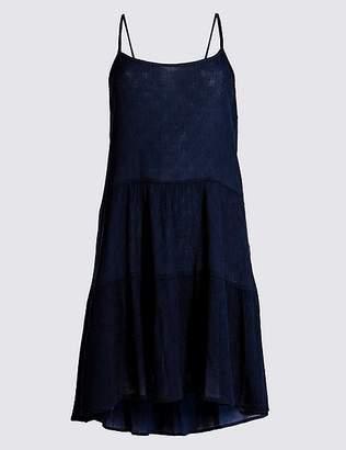 Marks and Spencer Flippy Crinkle Beach Dress