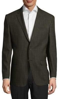 Versace Textured Sportcoat