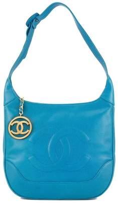 cb1ab804100493 Chanel Pre-Owned caviar skin big CC stitch one shoulder bag