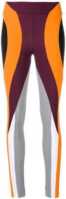 NO KA 'OI No Ka' Oi block colour leggings