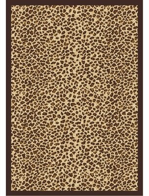 The Conestoga Trading Co. Animal print Area Rug The Conestoga Trading Co.
