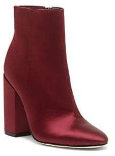 Jessica Simpson Windee Satin Booties