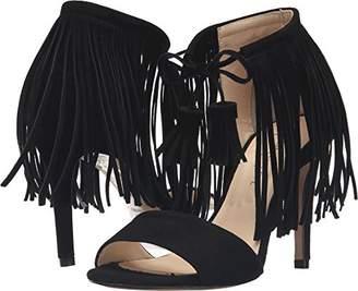 Kenneth Cole New York Women's Mylah Fringe High Heel Dress Sandal Heeled