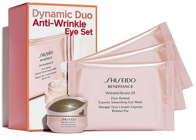 Shiseido Shiseido Dynamic Duo Anti-Wrinkle Eye Set